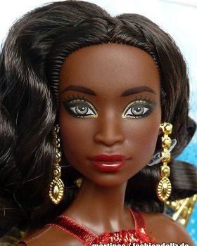 2017 Holiday Barbie AA DYX40