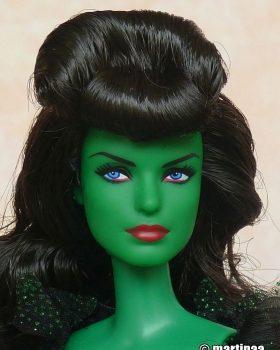 2016 Star Trek 50th Anniversary Doll – Vina – Comic-Con Edition DVG82